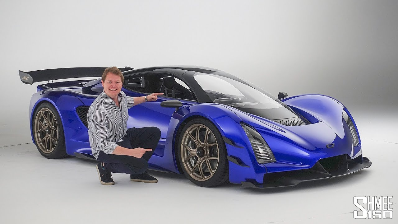 Download The New CZINGER 21C is a Hypercar Built in the USA!   FIRST LOOK