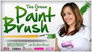 The Green Brush Part 1: Introduction Thumbnail