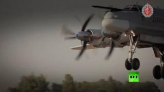 الجيش الروسي يبث أول فيديو لمقاتلات الجيل الجديد