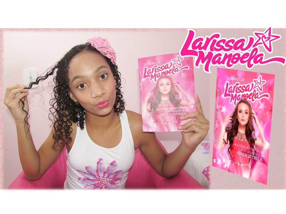 O Diário de Larissa Manoela - COMO É POR DENTRO - YouTube 90072faa5e