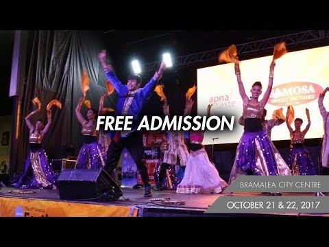 Diwal Festival of Lights - Bramalea City Centre 2017