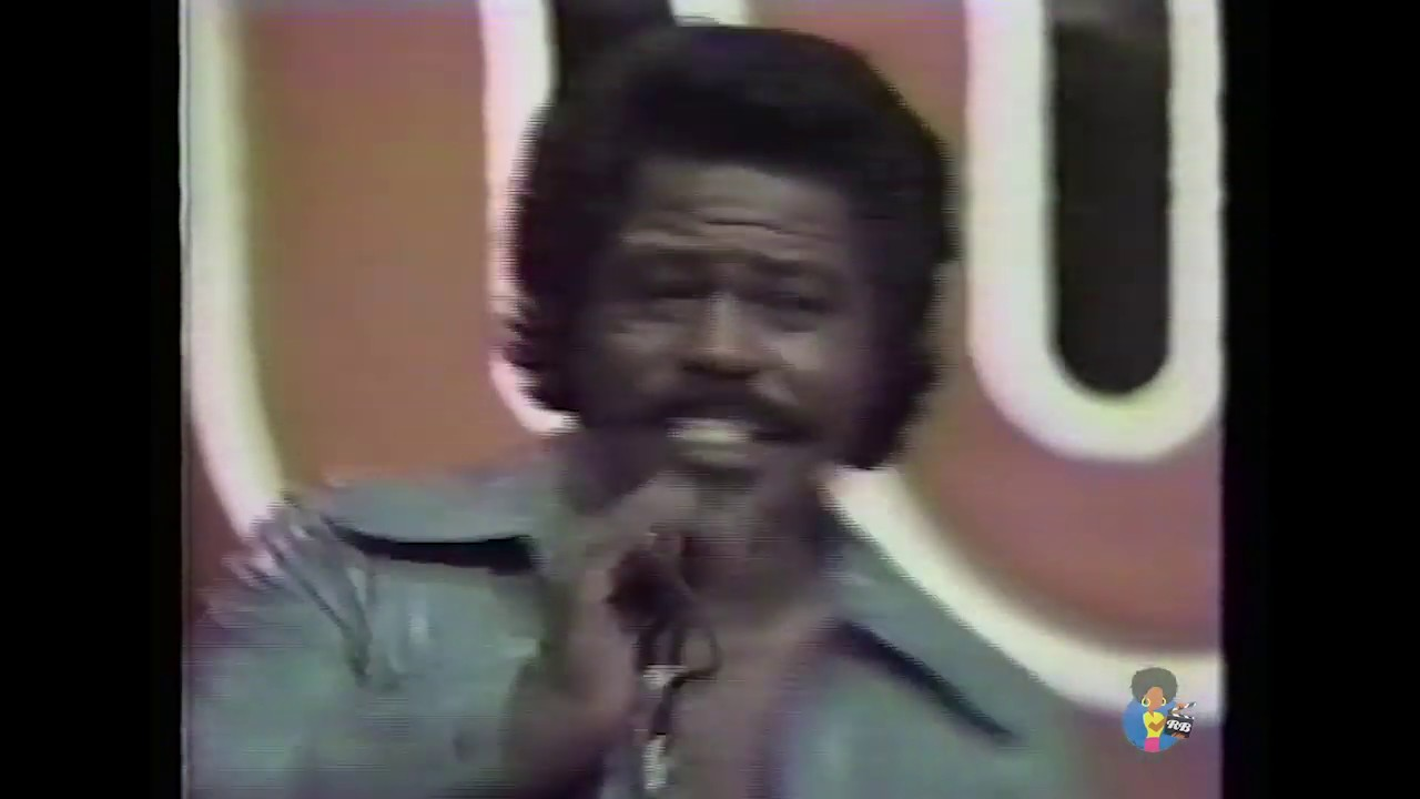 James Brown's Future Shock (1976) | Peabo Bryson Melvin Parker Dance Party