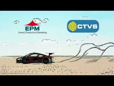 CTVS & EPM Ordos International Circuit (OIC) Ordos Inner Mongolia - Quirky horse animation