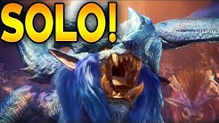 Monster Hunter World: HOW TO DEFEAT LUNASTRA SOLO! - FULL IN DEPTH GUIDE!