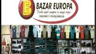 Bazar Europa Anuncio