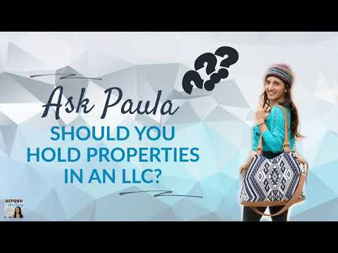 Should You Hold Rental Properties in an LLC? | Podcast | Audio-Only