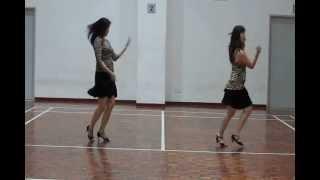 Line Dance: Baby I