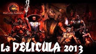 Mortal Kombat 2013 La Pelicula Full En Español - 720p HD