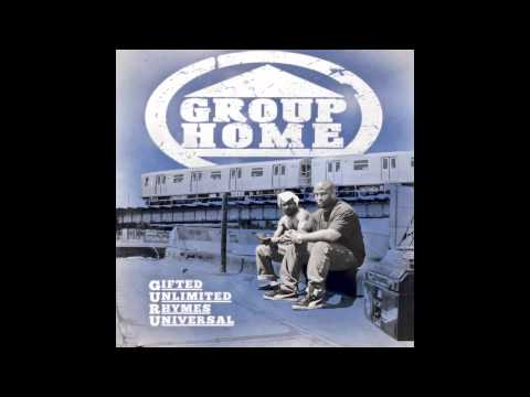 "Group Home - ""Up Against The Wall"" (feat. Lord Jamar & MC Ace) [Official Audio]"