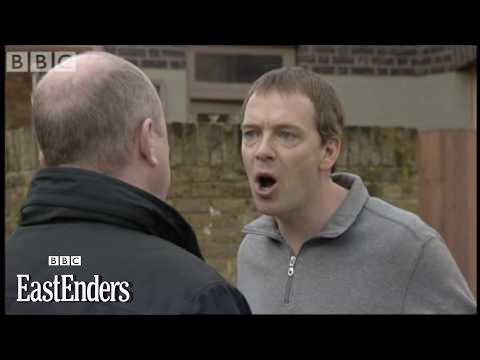 Ian and Phil Fight Over Ben | EastEnders | BBC