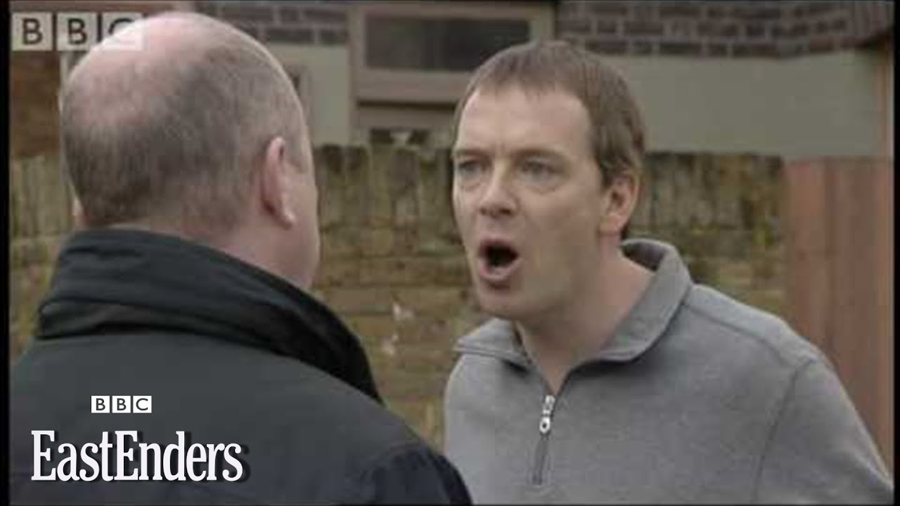 Ian and Phil Fight Over Ben | EastEnders | BBC - YouTube