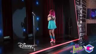 Soy Luna | Ninanın Felicitiy Olduğunu Herkes Öğreniyor. | Felicitiy Şarkı Söylüyor. |