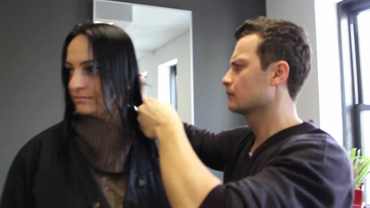 Mark On Madison Signature Haircut Youtube