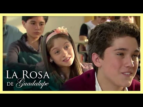 El beso del príncipe sapo   La Rosa de Guadalupe