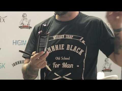 JOHNNIE BLACK EXPOCOSMETICA 2017  JUNIOR SANTANA