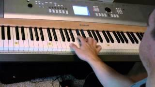 """Easy-to-Play Piano """"Hosanna"""" by Matt McCoy"""