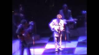 "Bob Dylan ""Sugar Baby"" 19 Nov 2001 Madison Square Garden NY"