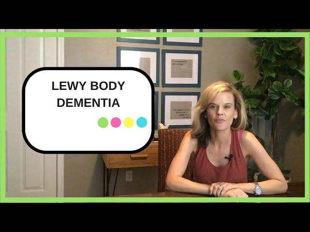 What is lewy body dementia?