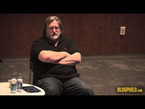 Gabe Newell at LBJ School: Second Session
