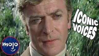 Top 10 British Actors with the Most Iconic Voices