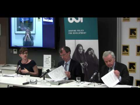 Panel discussion - Afghanistan after 2014: what's next?