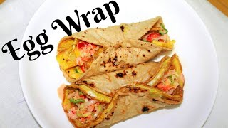 Egg Wraps|Egg Roll wraps|Egg Frankie|Chapathi Egg Roll|Vegetable Egg Wraps|Egg Roll|Egg Kathi Rolls|