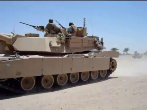 Iraqi Freedom I & II USMC 1st Marine Division, HQ Bn, Truck Company