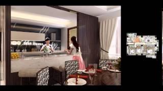 室內設計 遠雄北投【御之邸】106坪新東方風  聖工坊2011