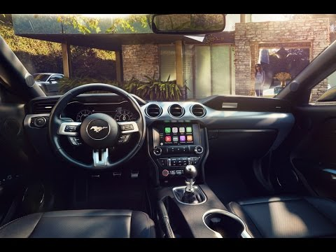 New 2018 Ford Mustang Interior