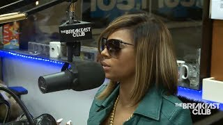 Ashanti Interview at Breakfast Club Power 105 1 (March 2014)