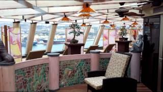 Costa Pacifica Samsara Spa Tour