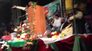 qari shahid mahmood in barcelona 2013 Resimi