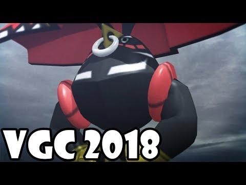 Misión VGC 2018 #5 (Tapu bulu vs Landours sin camisa) /Pokémon Showdown