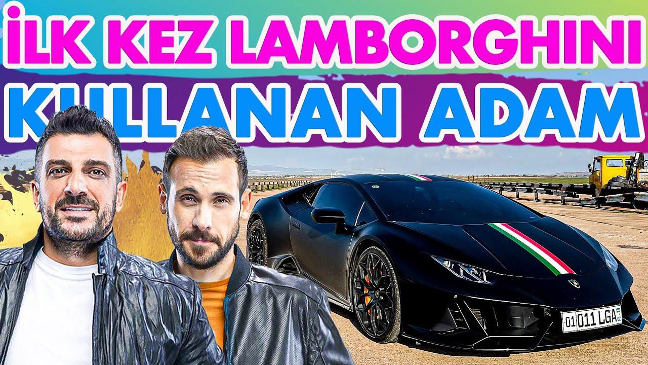 100 KM Hıza 2.9 Saniyede Çıkan Araba   Lamborghini Huracan Evo