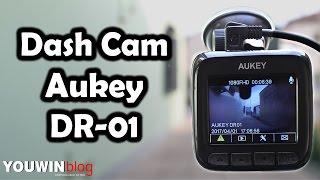 Dash Cam Aukey DR01 + TEST Video #Recensione