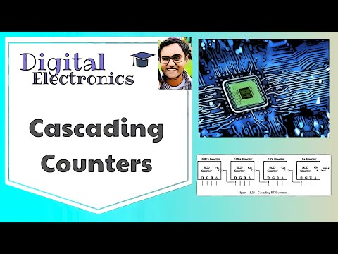Cascading Counters | Digital Electronics
