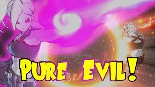 Purest Evil Majin! (DBXV2 Builds)