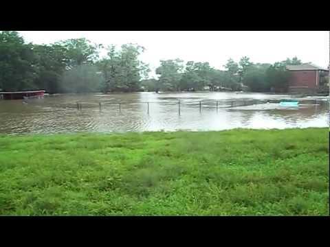 Hurricane Irene Passaic, New Jersey