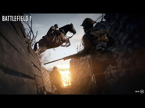 Gameplay Battlefield 1