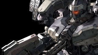 Armored Core 3 - Final Battle w/Only Moonlight + OP-I