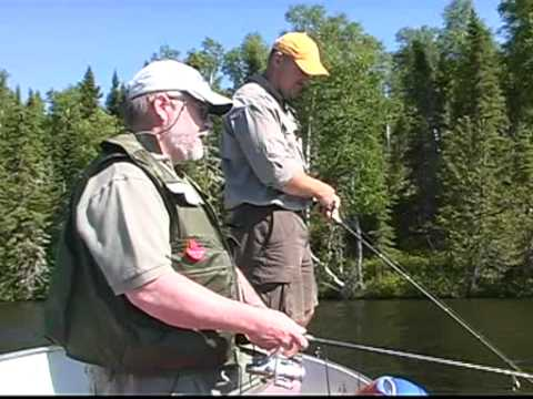 2006 canada 39 s heartland ontario fishing hunting map youtube for Franks great outdoors fishing report