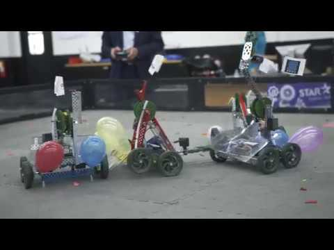 Offit Kurman Beer and Bots Robot Challenge at Star Academy