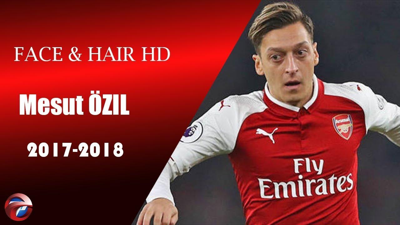 Mesut Ozil Hairstyle 2018