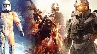 Zombie-Splatter & Star-Wars-Schlachten: Die Shooter-Highlights 2015 (Gameplay)