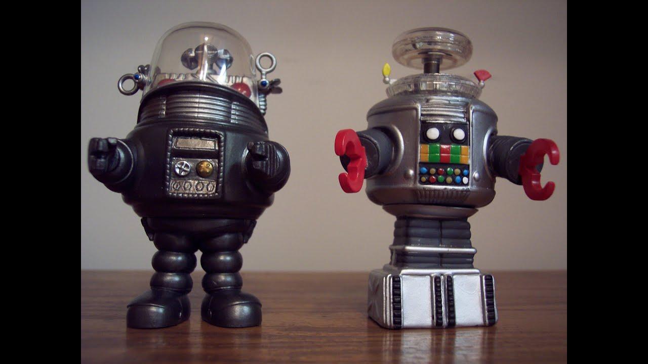 Funko Pop Robby The Robot 89 Amp B 9 92 Youtube