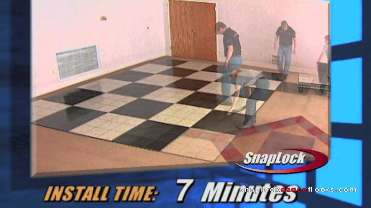 Locking Floor Dance Flooring Wwwtopsimagescom - Snap lock dance floor for sale
