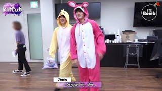 [INDO SUB] [BANGTAN BOMB] BTS PROM PARTY _ UNIT STAGE BEHIND - Jimin & Jung Kook - BTS