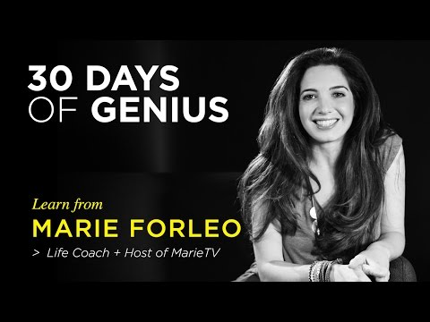 Marie Forleo on CreativeLive | Chase Jarvis LIVE | ChaseJarvis