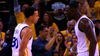 Warriors Stories: Western Conference Finals Game 1
