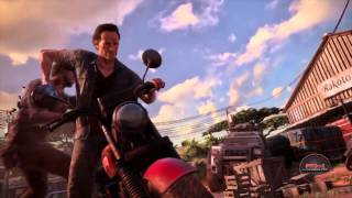 Uncharted 4 A Thief s End - ПРОСТО БОМБА, лучшая игра на свете, игра будущего ААААААААА